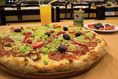 Pizza Uma ótima Opção Para As Confraternizações De Fim De